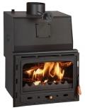 Τζάκι Ξύλου με boiler CW28